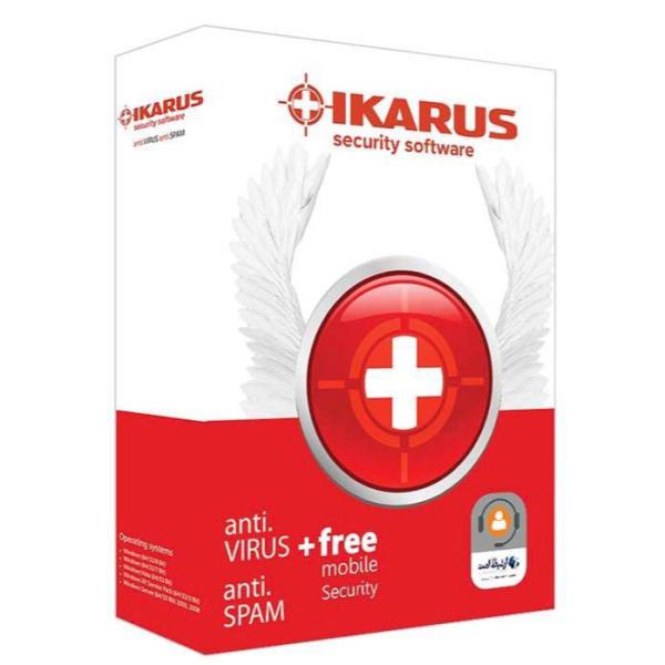 نرم افزار آنتی ویروس ایکاروس نسخه اندروید 2020