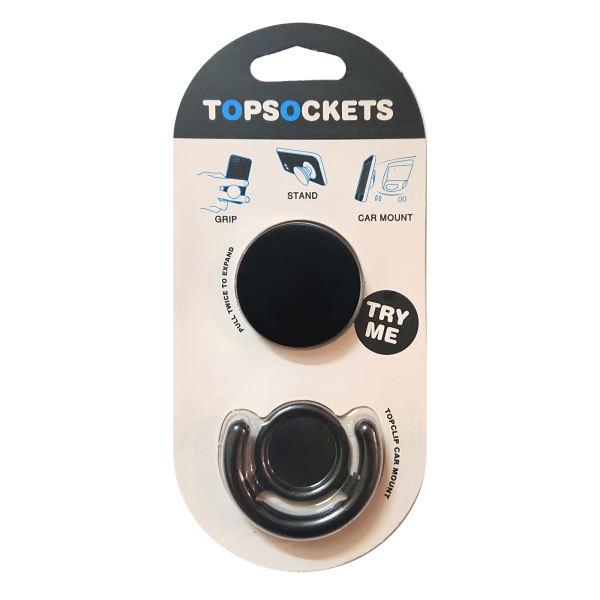 پایه نگهدارنده گوشی موبایل پاپ سوکت مدل تاپ سوکت