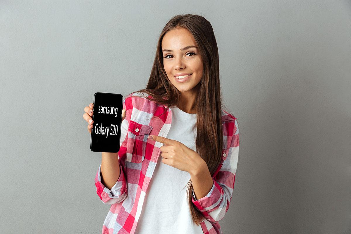 گوشی Samsung Galaxy S20