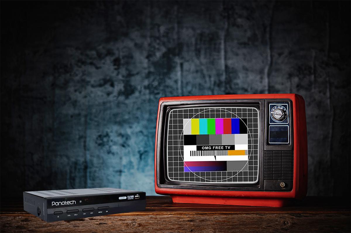 گیرنده دیجیتال تلویزیون