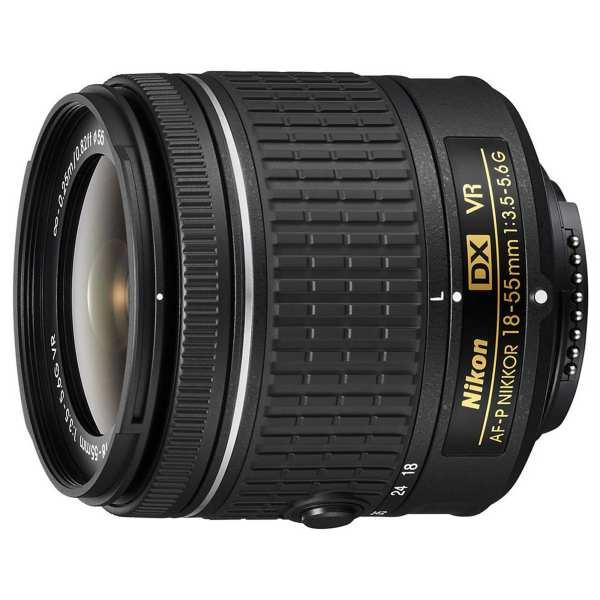 لنز نیکون مدل AF-P DX 18-55mm f/3.5-5.6G VR