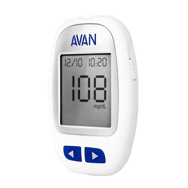 دستگاه تست قند خون آوان مدل AGM01