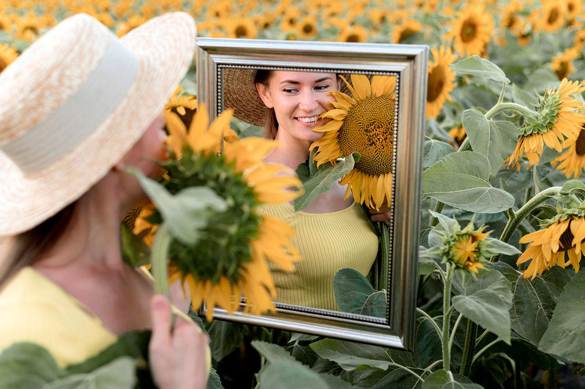 آینه دکوری