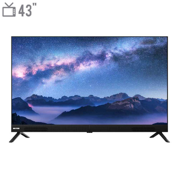 تلویزیون ال ای دی هوشمند جی پلاس مدل GTV-43KH612N