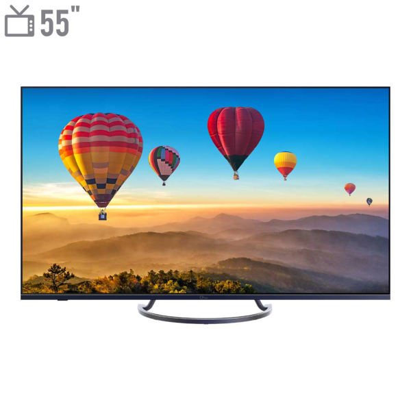 تلویزیون ال ای دی هوشمند جی پلاس مدل GTV-55KE821S