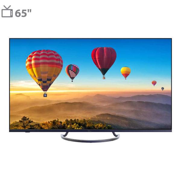 تلویزیون ال ای دی هوشمند جی پلاس مدل GTV-65KE821S