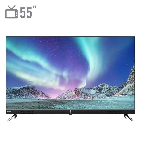 تلویزیون کیولد هوشمند جی پلاس مدل GTV-55KU922S