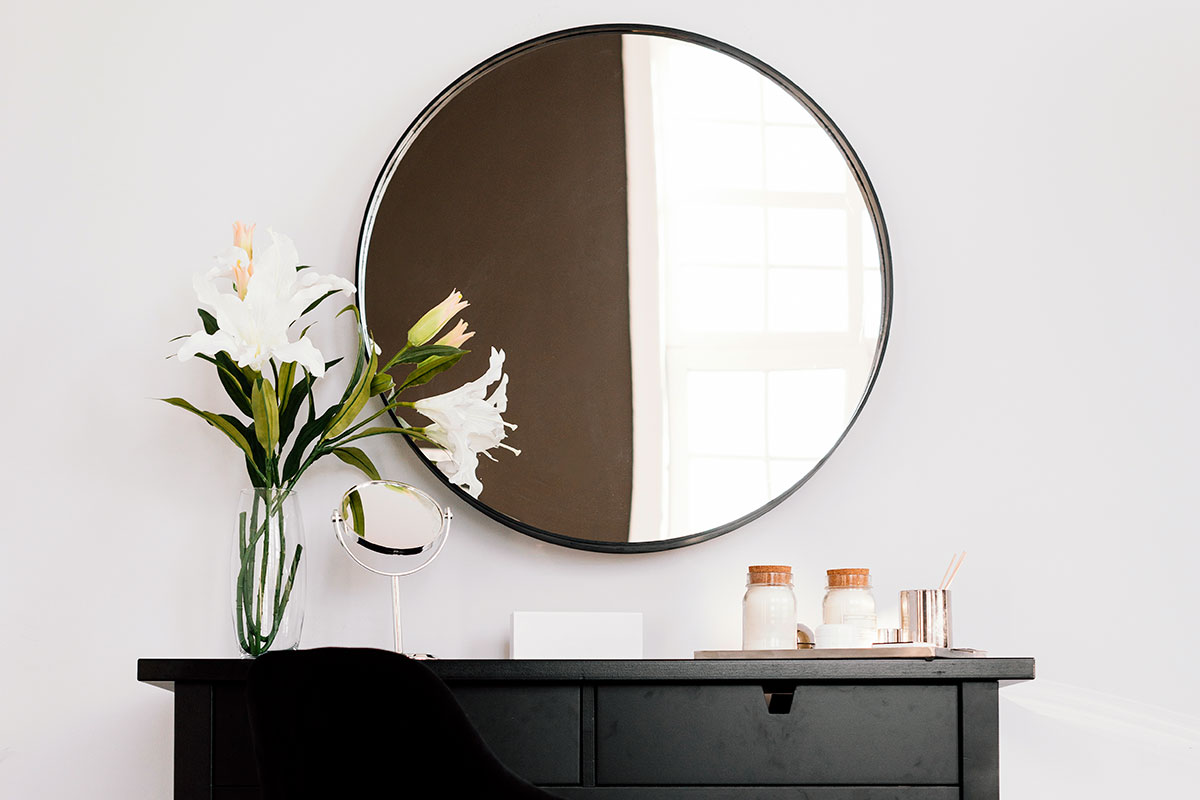 خرید آینه دکوراتیو و آینه پلکسی