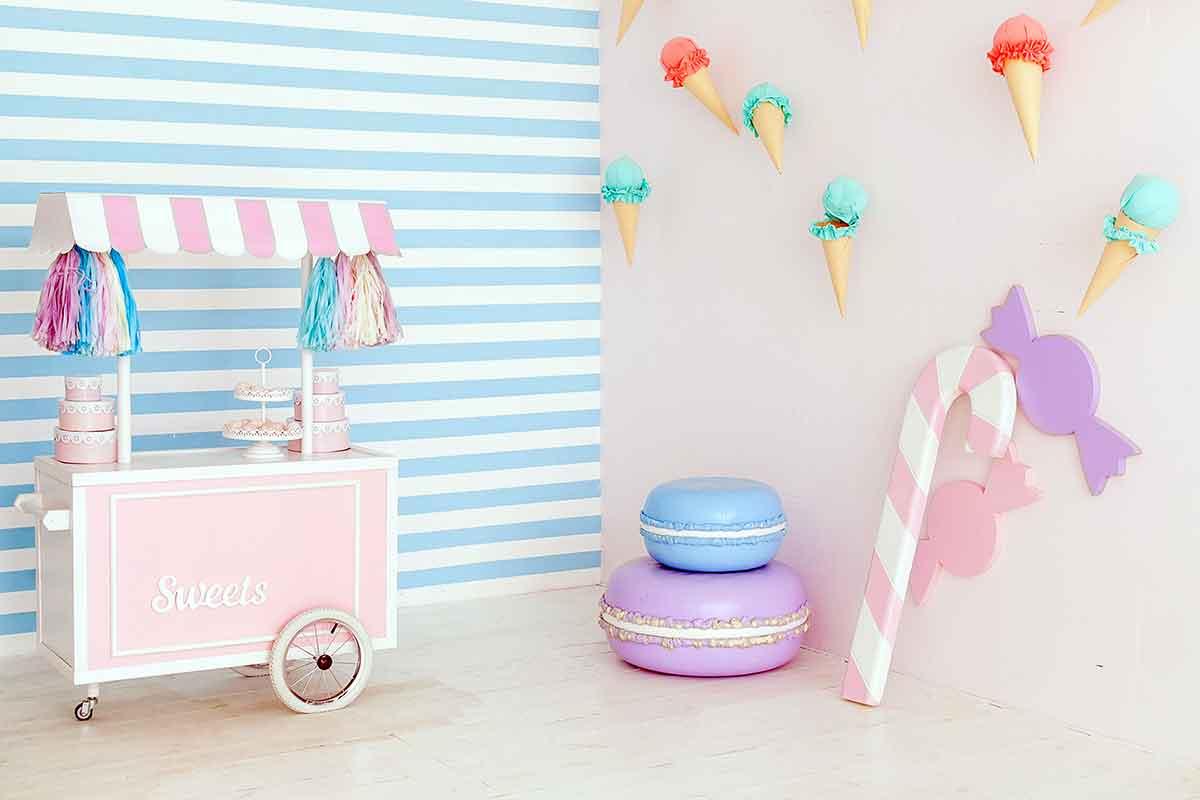 خرید پوستر اتاق کودک دخترانه و پسرانه
