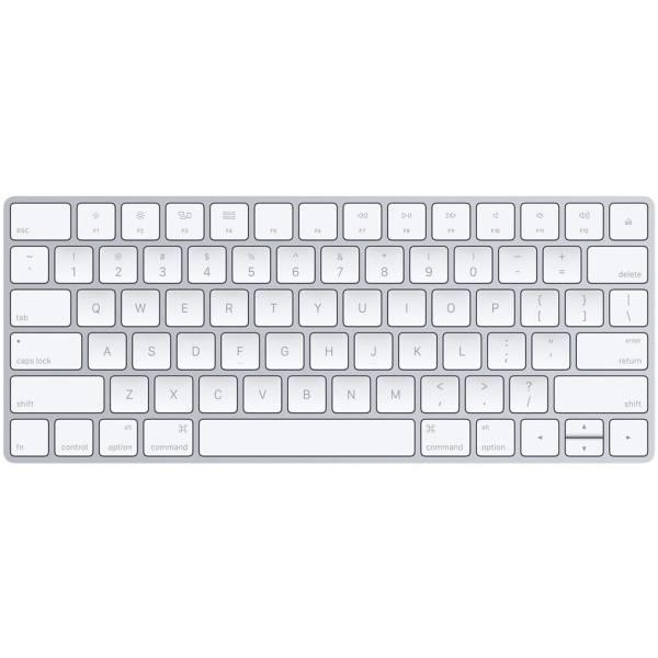 کیبورد بی سیم اپل مدل Magic Keyboard - US English
