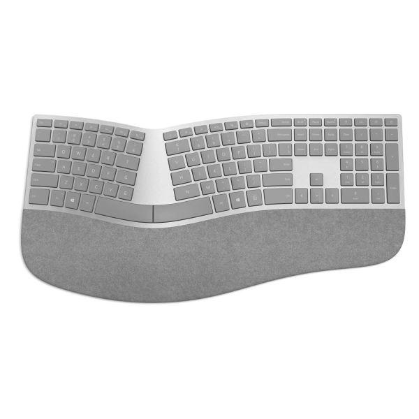 کیبورد بی سیم مایکروسافت مدل Surface Ergonomic