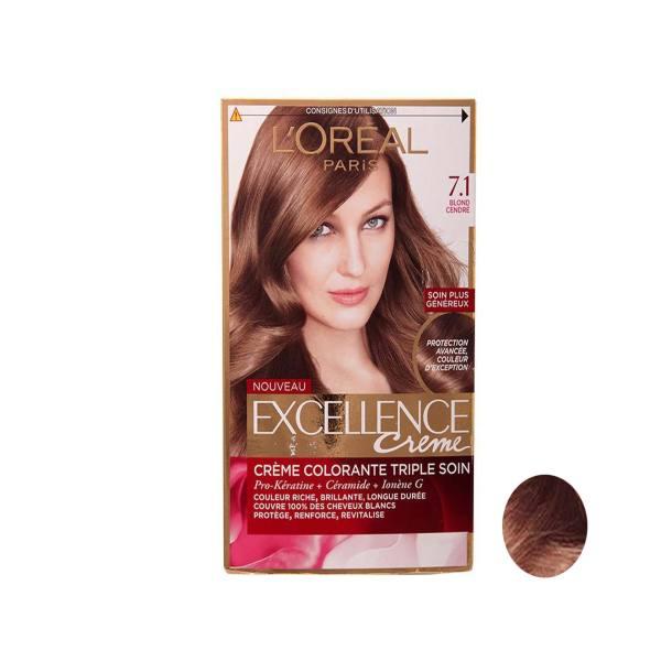 کیت رنگ مو لورآل مدل Excellence