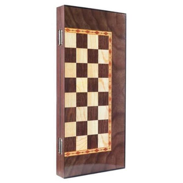 تخته شطرنج چوبی مدل رامسر
