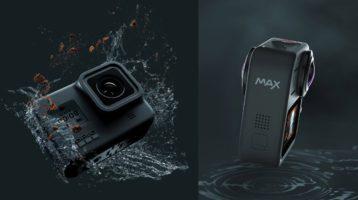 دوربین Gopro مدل MAX و Hero 8