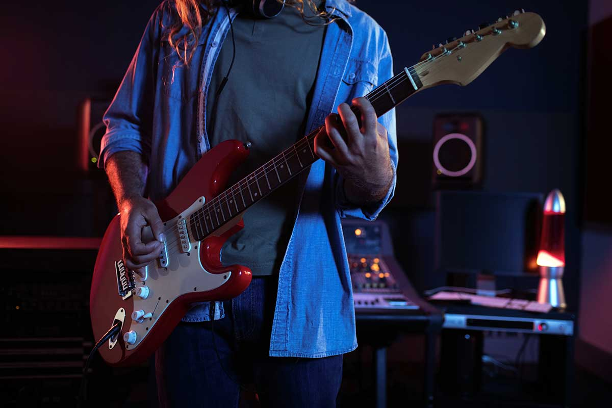 راهنمای خرید گیتار الکترونیک