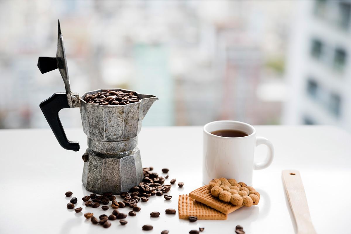 قهوه جوش قهوه ترک