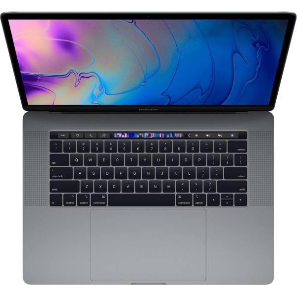 لپ تاپ 15 اینچی اپل مدل MacBook Pro MV912 2019 همراه با تاچ بار