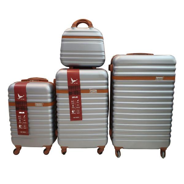 مجموعه چهار عددی چمدان مسافرتی برند اسکای