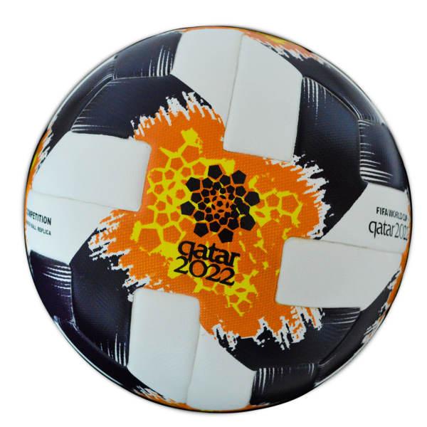 توپ فوتبال مدل جام جهانی gatar 2022