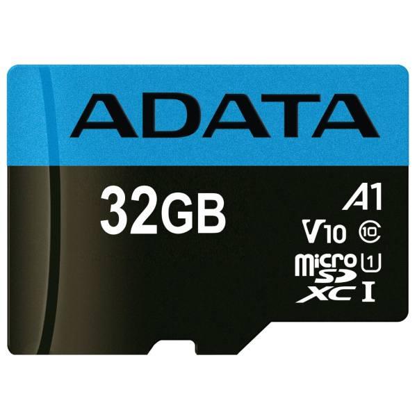کارت حافظه microSDHC ای دیتا مدل Premier V10 A1