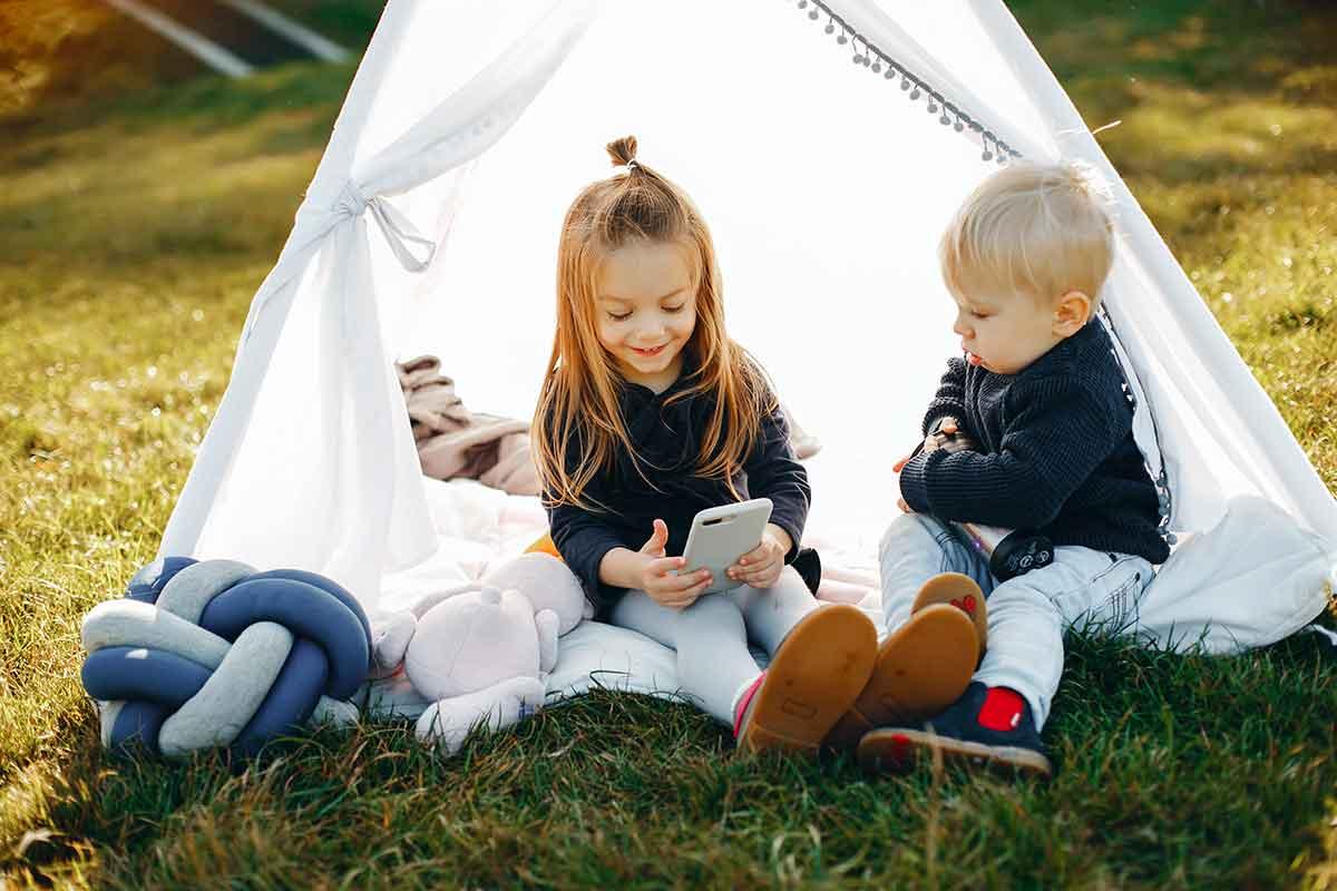 بهترین چادر بازی کودک