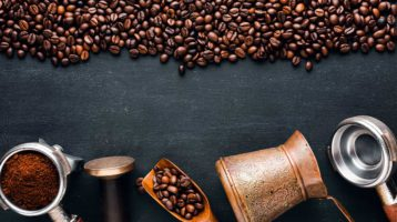 درست کردن قهوه در خانه