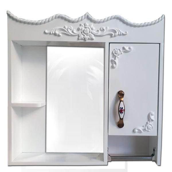 ست آینه و باکس سرویس بهداشتی تجسم مدل BARDIYA