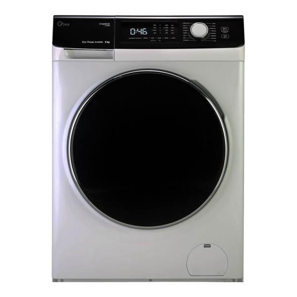 ماشین لباسشویی جی پلاس مدل GWM-K846S ظرفیت 8 کیلوگرم