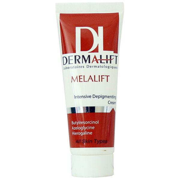 کرم روشن کننده قوی درمالیفت مدل Melalift Cream