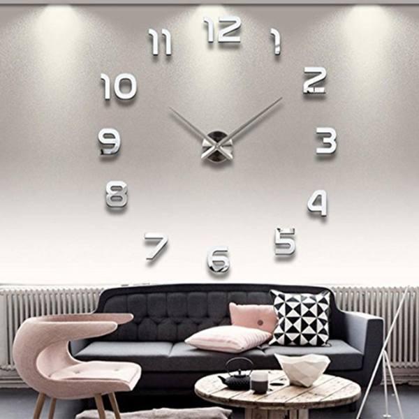 ساعت دیواری رویال ماروتی مدل اعداد جدا