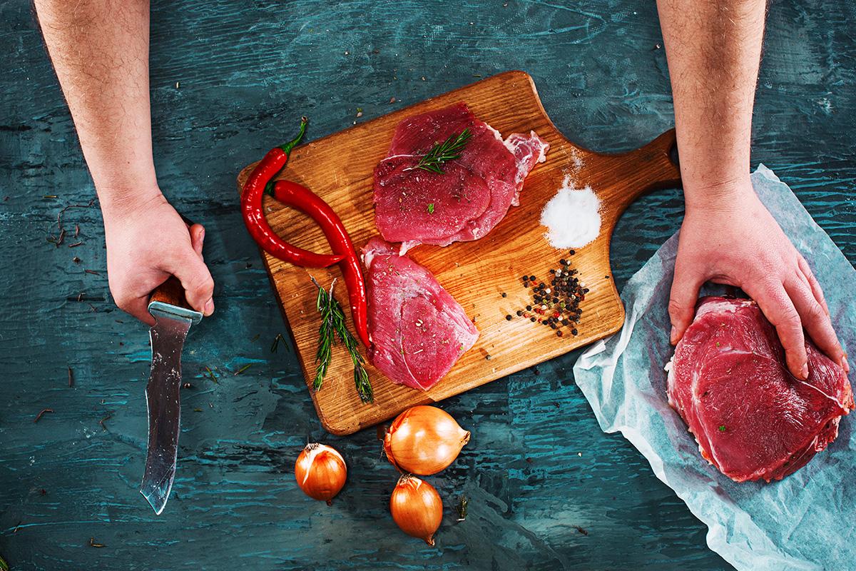 تخته گوشت