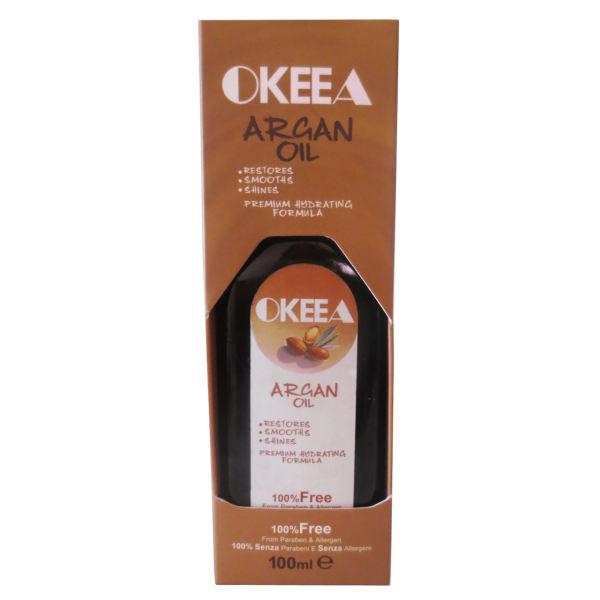 روغن آرگان اکیا مدل Argan oil