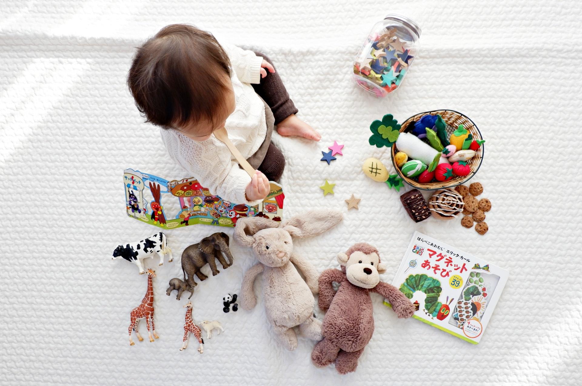 انتخاب کادو برای کودک