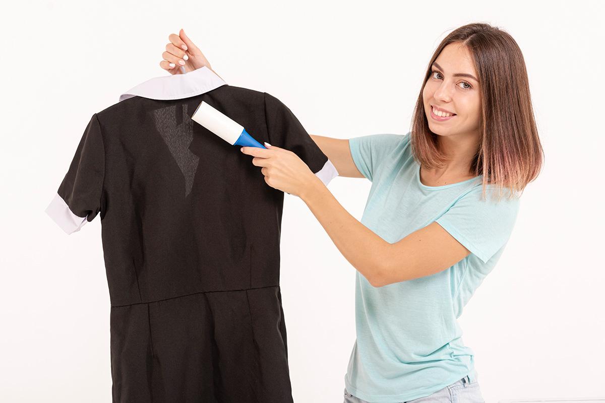 دستگاه پرزگیر لباس