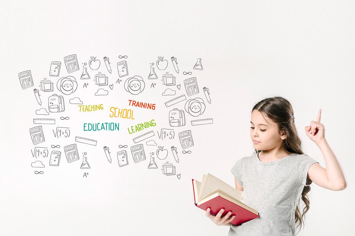 کتاب اطلاعات عمومی برای کودکان