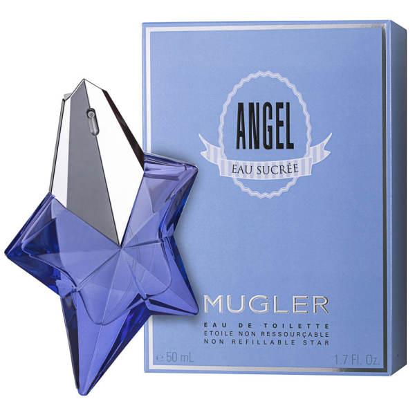 ادو تویلت زنانه تیری ماگلر مدل Angel Eau Sucree حجم 50 میلی لیتر