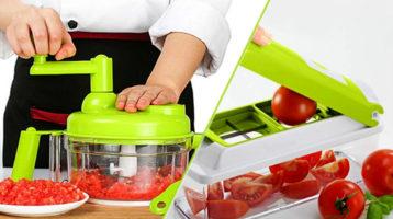 بهترین خرد کن دستی برای سبزی