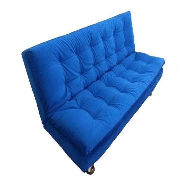 مبل تختخواب شو(کاناپه تختخواب شو، تخت خواب شو) دونفره اسپرت آیسان مدل ساحل