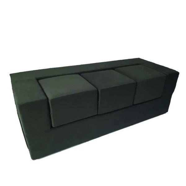 مبل تخت خواب شو مدل پازل کد Pz001XS