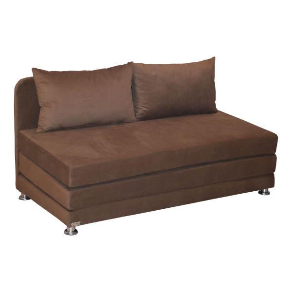 کاناپه مبل تخت شو ( تختخواب شو ، تخت خوابشو ) دو نفره آرا سوفا مدل A20