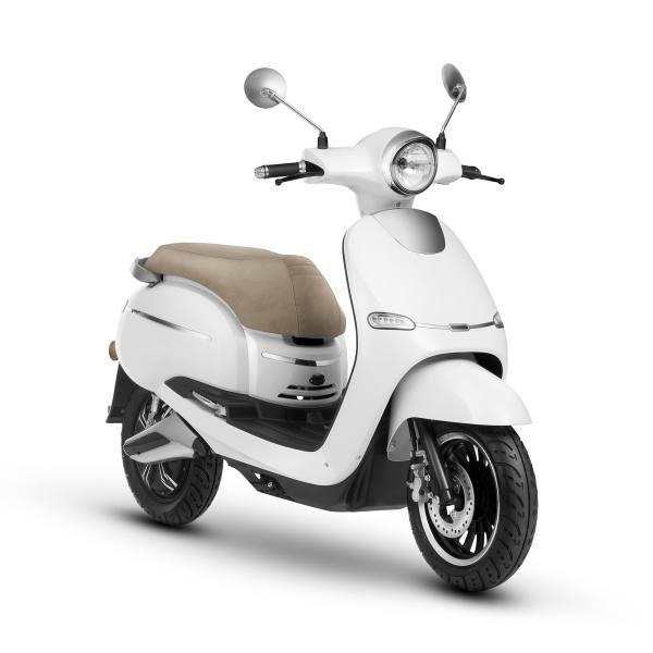موتور سیکلت برقی دایچی مدل EC 3000