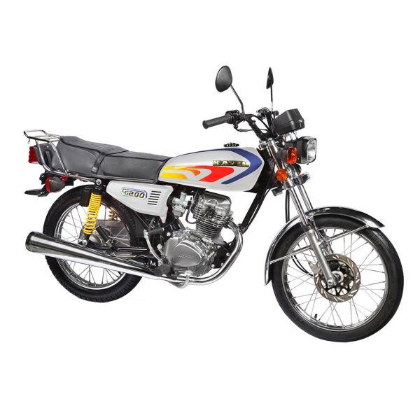موتور سیکلت کویر مدل 200CDI سی سی سال 1395