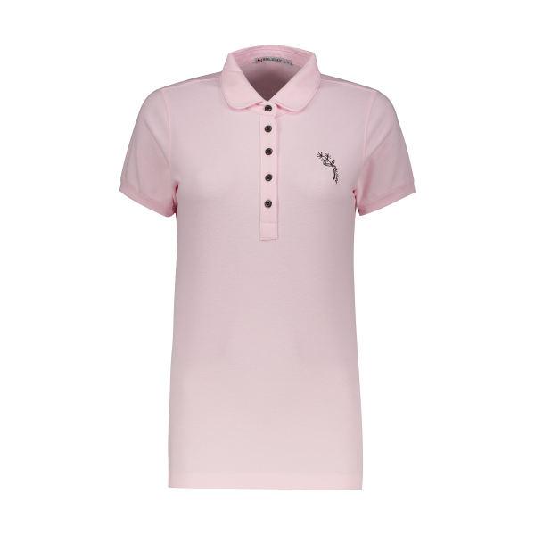 پولوشرت زنانه هالیدی مدل 858595-Pink